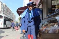MUSTAFA ÖZDEMIR - Kadın Gibi Giyinen Erkeklere Kızan Salih Dede'den İlginç Eylem