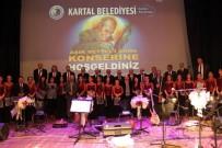 AŞIK VEYSEL - Kartal Belediyesinden Halk Ozanı Aşık Veysel'i Anma Gecesi