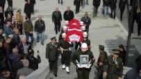 YASIN ÖZTÜRK - Kıbrıs Gazisi Solak Defnedildi