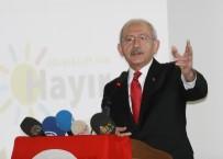 Kılıçdaroğlu Açıklaması 'Evet Çıkarsa 3 Milyon Suriyeliye Vatandaşlık Verecekler'