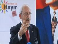 VATANDAŞLıK - Kılıçdaroğlu Ordu'da konuştu