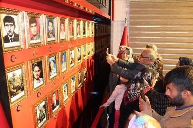 Kırıkhan'da Şehit Aileleri Dayanışma Merkezi Kuruldu