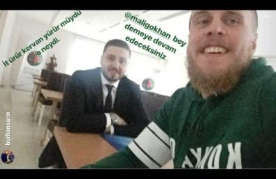 Konyaspor başkanının oğlundan skandal paylaşım!