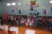 HAKEM KURULU - Kulüpler Arası Halk Oyunları İl Birinciliği Sona Erdi