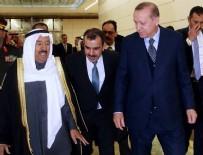 ANKARA VALİSİ - Cumhurbaşkanı Erdoğan misafirini havalimanında karşıladı