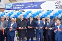 ONLINE - Limak Uludağ Elektrik, Çanakkale'de İki YİM'i Hizmete Açtı