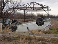 TRAFIK KAZASı - Malatya'da korkunç kaza