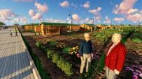 AYDINLATMA DİREĞİ - Manisalılar, Hobi Bahçelerinde Stres Atacak