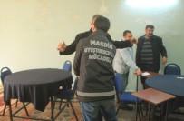 İNTERNET KAFE - Mardin'de Asayiş Uygulaması