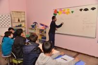 Matematik Ve Akıl Oyunları Atölyesi 120 Çocukla Açıldı