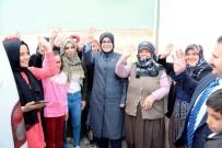 AHMET ÖZDEMIR - Meram'ın 9 Mahallesine Ziyaret
