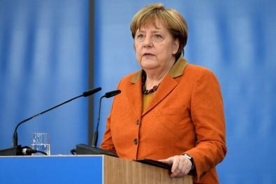 Merkel'in zoruna gitmiş