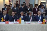 ADALET VE KALKıNMA PARTISI - MHP Kırıkhan İlçe Başkanı Yavuzyılmaz Güven Tazeledi