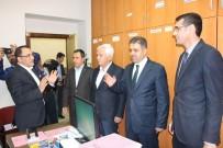 YENİ ANAYASA ÇALIŞMALARI - Milletvekili Fırat Kahta İlçesinde Referandum Çalışmalarını Sürdürüyor
