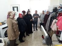 Muhtar Eşleri Süleymanpaşa Belediyesi'nin Çalışmalarını İnceledi