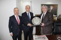 NAİL OLPAK - MÜSİAD Genel Başkanı Olpak, Ereğli'de Ziyaretlerde Bulundu