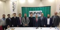 BÜROKRASI - MÜSİAD Trabzon Şubesi Referandumda 'Evet' Diyecek