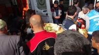 Nusaybin'de Trafik Kazası Açıklaması 1 Ölü, 5 Yaralı