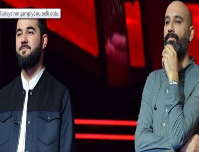 O Ses Türkiye'nin şampiyonu belli oldu
