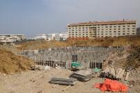 KAPALI ALAN - ODÜ Rektörlük Binası İnşaatı Devam Ediyor