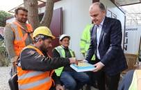 FİZİK TEDAVİ - Pamukkale Belediyesi Sağlık Kompleksi Yükseliyor