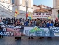 PKK - PKK Avrupa ülkelerinde Hayır mitingi yaptı