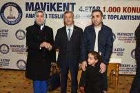 MEHMET TAHMAZOĞLU - Şahinbey'de Bin Kişinin Daha Ev Hayali Gerçekleştirildi