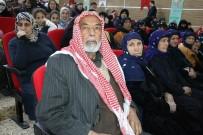 HALİL ÖZCAN - Şanlıurfa'da Yaşlılar Haftası Kutlamaları
