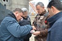 Siirt'te 200 Polisle Huzur Ve Asayiş Uygulaması