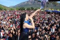 DANS GÖSTERİSİ - Silifke'de Çağla Festivali