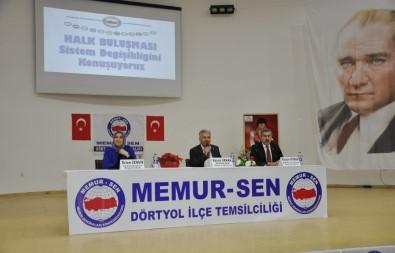 'Sistemi Tartışıyoruz' Konferansı