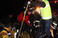 TEM Otoyolunda Feci Kaza 8 Yaralı