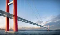 OSMAN GAZİ KÖPRÜSÜ - Türkiye'den İlk 10'A Girecek Üçüncü Asma Köprü Olacak