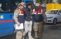 ADIYAMAN VALİLİĞİ - Türkiye'ye Giriş Yasağı Bulunan 'Savaşçı' Yakalandı