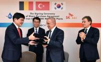 GÜNEY KORELİ - Ünal Aysal Ve Koreli SK Group'tan Bir Milyar Euroluk Ortaklık