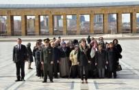 ANıTKABIR - Yaşlılardan Anıtkabir Ziyareti