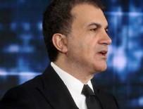 BAŞMÜZAKERECI - AB Bakanı Çelik'ten önemli açıklamalar