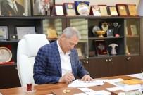 MUSTAFA ERDOĞAN - Adapazarı Belediyesi İle İŞKUR Arasında İşçi Alımı Protokolü Yapıldı