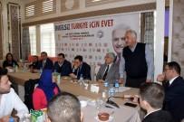 AK Parti'den Anlamlı Buluşma