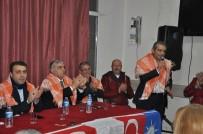 ZEYİD ASLAN - AK Partili Milletvekillerinden Buca Çıkarması