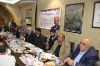 HILMI DÜLGER - AK Partililer, Engelsiz Bir Türkiye Projesi Kapsamında Engelliler İle Bir Araya Geldi