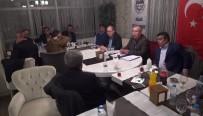 KAPALI ALAN - Aksaray Ticaret Borsası Ortaköy'de İstişare Toplantısı Düzenledi