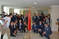 ŞEHİTLERİ ANMA GÜNÜ - Aliağa'da Duygulandıran Çanakkale Programı