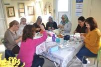 BAŞÖRTÜSÜ - Altınovalı Kadınlar İğne Oyası Öğreniyor