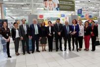 İL SAĞLIK MÜDÜRÜ - Aydın'da Akılcı İlaç Kullanımı Standı Açıldı