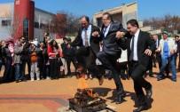 FARUK GÜNAY - Aydın'da Nevruz Kutlamaları Renkli Görüntülere Sahne Oldu
