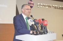 NACİ AĞBAL - Bakan Ağbal'dan Yeni KDV Ve ÖTV Açıklaması