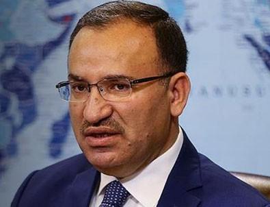 Adalet Bakanı Bozdağ: Türkiye'yi idare edebilecekleri bir düzen istiyorlar