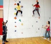 BEDEN EĞİTİMİ - Bakan Çağatay Kılıç Açıklaması 'Samsun Tırmanış Sporunda Öncü Şehir Olacak'
