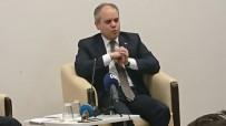 YILDIRIM BEYAZIT ÜNİVERSİTESİ - Bakan Kılıç Açıklaması 'Ankara'ya Yeni Stat İçin Düğmeye Basmış Durumdayız'